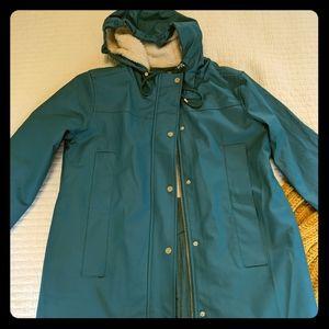 Asos rain jacket